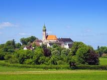 Andechs Monastery Stock Image