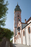 Andechs Monastery in Bavaria Stock Photography