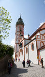 Andechs Monastery in Bavaria Royalty Free Stock Photo