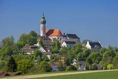 Andechs Monastery, Bavaria Stock Photos