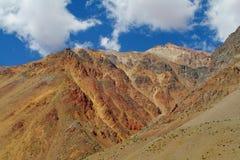 Anden-Berge in Argentinien Stockfotos