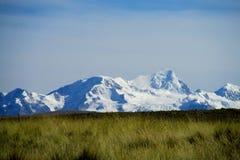 Anden-Berge in Bolivien Lizenzfreie Stockbilder