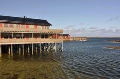 Andenes, Andøya, Norwegen Lizenzfreies Stockfoto