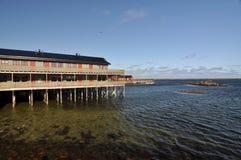 Andenes, Andøya, Norwegia Fotografia Royalty Free