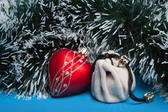 Andenken auf Weihnachten. Lizenzfreies Stockfoto