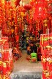 Andenken in einem vietnamesischen Shop Lizenzfreies Stockbild