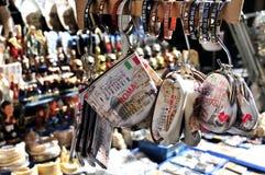 Andenkengeschenk aus Italien Stockbild