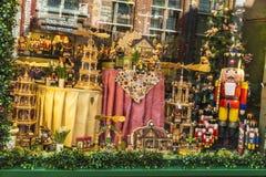 Andenkenspeicher in Brügge, Belgien Lizenzfreies Stockfoto