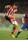 Ander Herrera de Bilbao sportif Images libres de droits