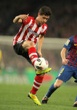 Ander Herrera van Atletisch Bilbao Royalty-vrije Stock Afbeeldingen