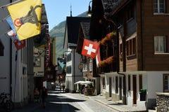 Andermatt, Switzerland Stock Image