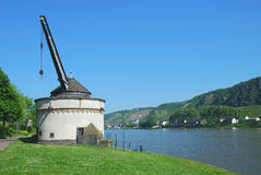 Andernach,Rhein,Rhine Valley,Germany Royalty Free Stock Image