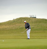 Anders Hansen British Open Sandwich 2011 Royalty Free Stock Photos