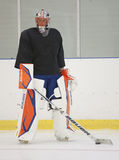 Anders Nilsson - New York Islanders. Ice Hockey Goalie in NHL - Anders Nilsson (New York Islanders stock photos