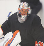 Anders Nilsson - New York Islanders Royalty Free Stock Image