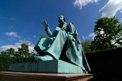 andersen христианская статуя copenhagen hans Стоковое фото RF