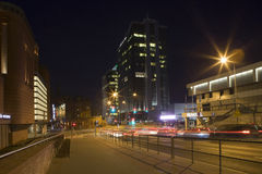 Andersia and PfC Towers in Poznan Royalty Free Stock Photos
