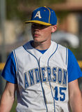 Anderson Baseball Player