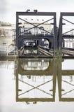 Anderson Boat Lift stock fotografie