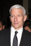 Anderson Cooper arrives at the 2012 Daytime Emmy Awards. LOS ANGELES - JUN 23:  Anderson Cooper arrives at the 2012 Daytime Emmy Awards at Beverly Hilton Hotel Royalty Free Stock Photo