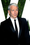 Anderson Cooper, Vanity Fair Stock Image