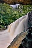 Anderson Falls Flow Stock Foto's