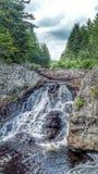 Anderson Falls, N.B. foto de stock royalty free