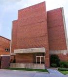 Anderson Hall på Ole Miss Arkivbilder