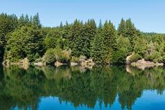Anderson jezioro zdjęcia stock