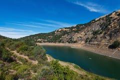 Anderson jezioro obrazy stock