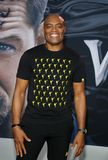 Anderson Silva royalty free stock images