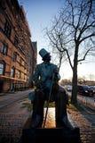 Anderson Statue. Standing besides Tivoli in Copenhagen, Denmark Stock Images
