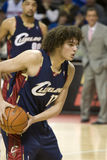 Anderson Varejao Fotos de Stock Royalty Free
