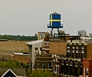 Andersonville Chicago Water Tower stock photo