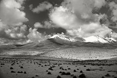 Andes 08 Obraz Royalty Free