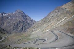 Andes Imagens de Stock
