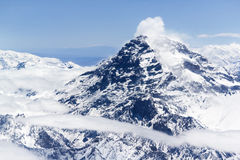 Andes Royalty Free Stock Image