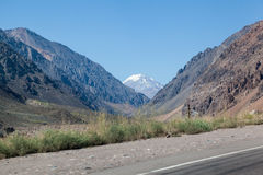 Andes Argentina Stock Images