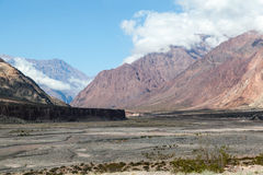 Andes Argentina Stock Image
