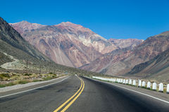 Andes Argentina Royalty Free Stock Images