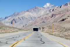 Andes Argentina Royalty Free Stock Image