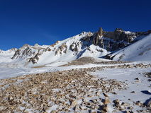 Andes in Argentina Royalty Free Stock Photography