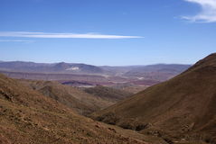 Andes and atacama desert, Uyuni, Bolivia Royalty Free Stock Photography