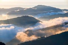 Andes, bolivar prowincja, Ekwador Obrazy Stock