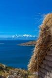 Andes Zdjęcie Royalty Free