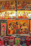 Andes cultuur Stock Fotografie