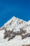 Andes Mountain Peak Royalty Free Stock Image