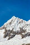 Andes Mountain Peak Royalty Free Stock Image