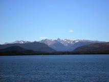 Andes mountain range Stock Photos
