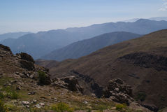 Andes Mountains Royalty Free Stock Photography
